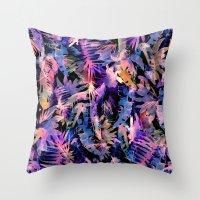 VIBE of the JUNGLE  {E-Multi} Throw Pillow