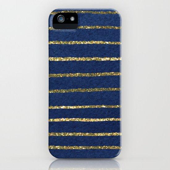 Nautical Sparkle iPhone & iPod Case