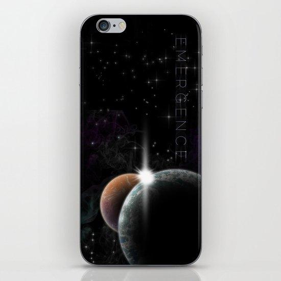 EMERGENCE  iPhone & iPod Skin