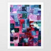 Errata & Entropia III Art Print