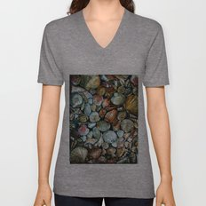 Sea shells  Unisex V-Neck