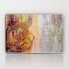 Enchanted Bunny Beats The Burst Laptop & iPad Skin