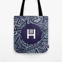 Halucinated Zigs Tote Bag