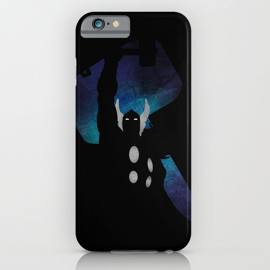 SuperHeroes Shadows : Thor iPhone & iPod Case
