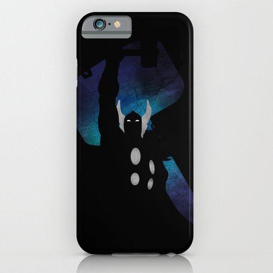 SuperHeroes Shadows : Thor iPhone & iPod Case