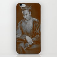 All Hail The King! iPhone & iPod Skin