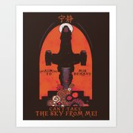 Art Print featuring Browncoat Propaganda by Hillary White