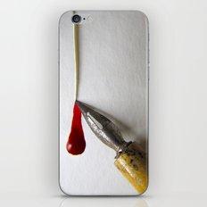 Mighty Pen iPhone & iPod Skin