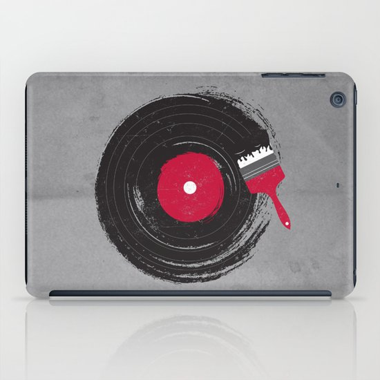 Art of Music iPad Case