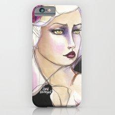 Green Eyed by Jane Davenport iPhone 6 Slim Case
