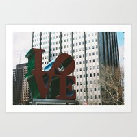 Philly Love [2] Art Print