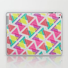 Let's Celebrate The Triangle Laptop & iPad Skin