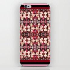 Cabsink16DesignerPatternLINF iPhone & iPod Skin