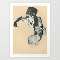 Drop a Dime Art Print
