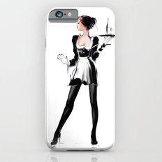 Pretty Waitress iPhone 6 Slim Case