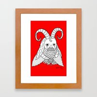 Chinese New Year Of The … Framed Art Print