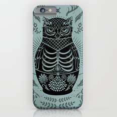 Owl Nesting Doll (Matryoshka) Slim Case iPhone 6s