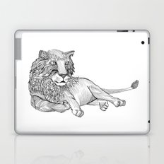 The King Laptop & iPad Skin