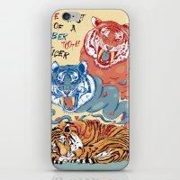 GOASTT iPhone & iPod Skin