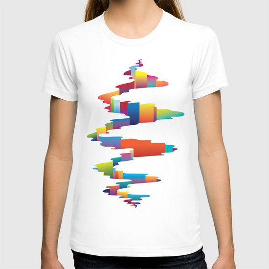 After the earthquake T-shirt
