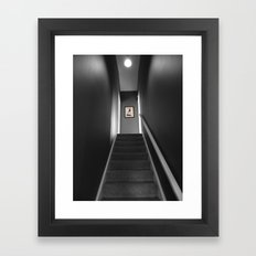 The Hall Framed Art Print