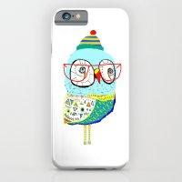 Bobble Hat Owl. iPhone 6 Slim Case