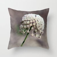 Haircut Throw Pillow