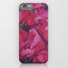 Faded Floral Slim Case iPhone 6s