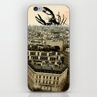lobster in paris iPhone & iPod Skin