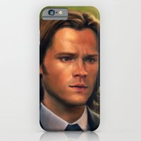 Sam Winchester From Supe… iPhone 6 Slim Case