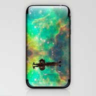 THE AFRICAN BOAT IN THE … iPhone & iPod Skin