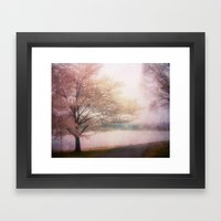 Dream Of A Tree Framed Art Print