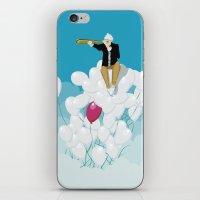Balloon iPhone & iPod Skin
