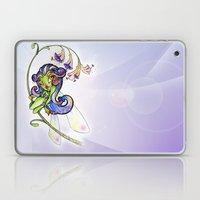 Lilium Fairy Laptop & iPad Skin