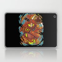 The Huntress. Laptop & iPad Skin