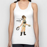 Archaeology Is Sexy Unisex Tank Top