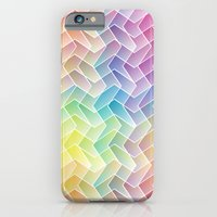 iPhone & iPod Case featuring Zigzag & Zigzag by HK Chik