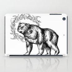 Bear Queen iPad Case