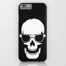 Skull in shades iPhone 6s Slim Case
