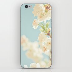 Cotton Candy In The Sky iPhone & iPod Skin