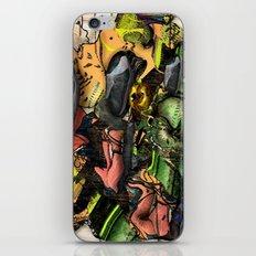 Working Class Hero iPhone & iPod Skin
