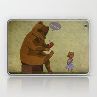 Mrs. Bear Laptop & iPad Skin