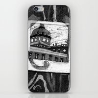 Palacio Real  iPhone & iPod Skin