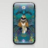 Blissful Birds iPhone & iPod Skin