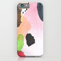 iPhone & iPod Case featuring Abstract Mini #26 by Teresa Cook