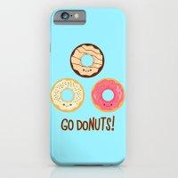 Go doNUTS! iPhone 6 Slim Case