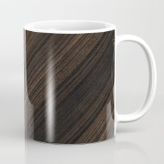 Ebony Macassar Wood Mug