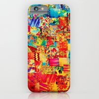 PAINTING THE SOUL - Vibr… iPhone 6 Slim Case