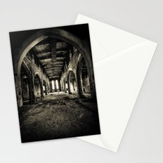 Abandoned Church Abercarn Stationery Cards