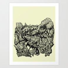Landscape 04 Art Print
